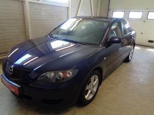 eladó Mazda-3-1.6-TE-Limuzin- használtautó