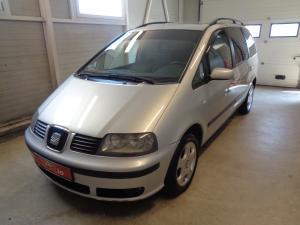 eladó Seat-Alhambra-1.9-TDi-Stella-Automata használtautó