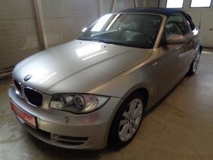 eladó BMW-118i-cabrio használtautó