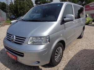 eladó Volkswagen-Transporter-T5-2.5-TDi-MULTIVAN használtautó