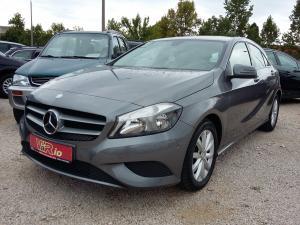 eladó Mercedes-A-180-CDI-BlueEfficiency-Style használtautó