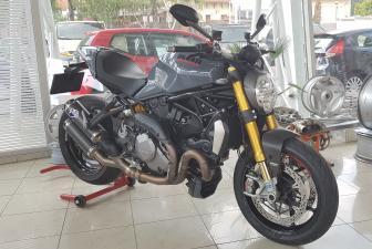 eladó Ducati-Monster-1200-S- használtautó