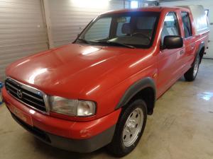 eladó Mazda-B2500-DK-2.5TDI-4-x-4 használtautó