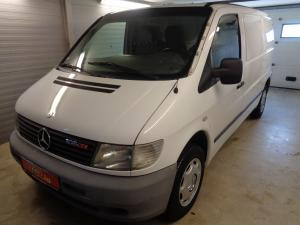 eladó Mercedes-Vito-108-CDi- használtautó