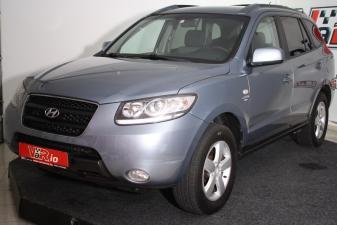 eladó Hyundai-SantaFe-2.2-CRDi-4WD használtautó