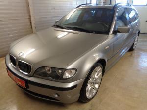eladó BMW-320d-Touring- használtautó