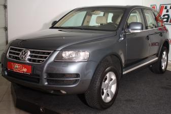 eladó Volkswagen-Touareg-2.5-TDi-R5-Tiptronic-4x4 használtautó