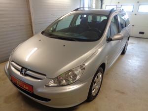 eladó Peugeot-307-SW-1.6-Premium használtautó
