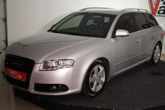 eladó Audi-A4-Avant-2.0-PD-TDi-S-Line használtautó