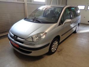 eladó Peugeot-807-2.2-Benzin+Gáz-Premium használtautó