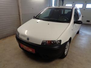 eladó Fiat-Punto-Van-1.9-DS használtautó