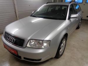 eladó Audi-A6-Avant-2.5-TDi-Multitronic használtautó