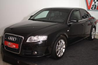 eladó Audi-A4-2.0-PD-TDi-DPF-quattro-S-Line használtautó