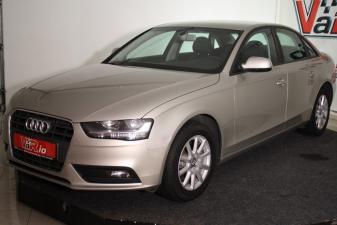 eladó Audi-A4-2.0-TDI-Multitronic használtautó