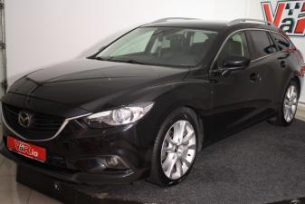eladó Mazda-6-Sport-2.2-CD175-Revulotion-Bose-Navigáció-Automata használtautó