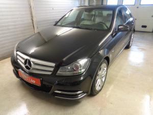 eladó Mercedes-C-250-CDi-BlueEFFICIENCY-AVANTGARDE-AUTOMATA-Limusine használtautó