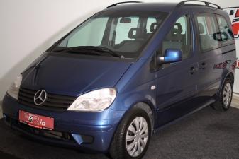 eladó Mercedes-Vaneo-160-Ambiente használtautó