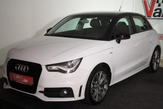 eladó Audi-A1-Sportback-1.2-TFSI-Ambition-S-line-28-000-KM! használtautó