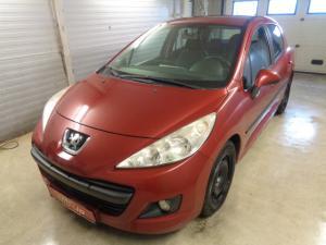 eladó Peugeot-207-1.4-HDi-Trendy használtautó