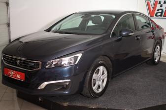 eladó Peugeot-508-2.0-BlueHDi-Euro-6 használtautó