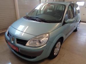 eladó Renault-Scenic-2.0-Dynamique-BENZIN+GÁZ! használtautó