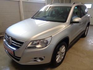 eladó Volkswagen-Tiguan-1.4-TSi-Sport-&Style-4Motion használtautó