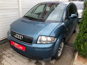 eladó Audi-A2-1.4-16V-Komfort- használtautó