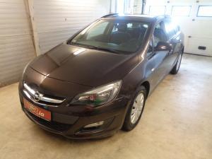 eladó Opel-Astra-Sports-Tourer--Enjoy-B-1.6-DHT- használtautó