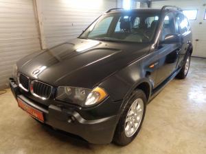 eladó BMW-X3-3.0D-Xdrive használtautó