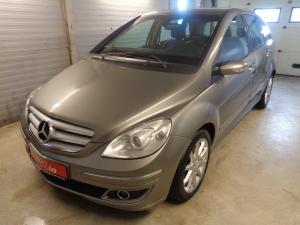 eladó Mercedes-B200-CDi-Classic-Automata- használtautó