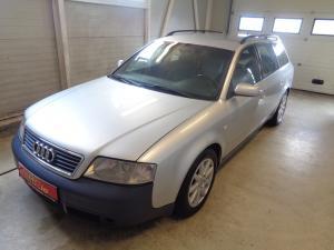 eladó Audi-Audi-A6-2.5-TDi-Quattro használtautó