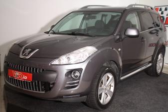 eladó Peugeot-4007-2.2-HDi használtautó