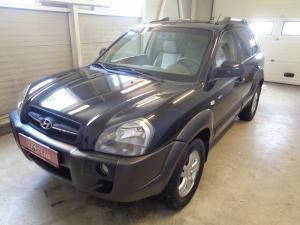 eladó Hyundai-Tucson-2.0-CRTDi-4x4--60e-km!! használtautó