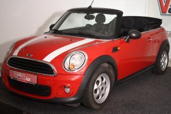 eladó Mini-One-Cabrio-1.6--18e-KM-!!! használtautó