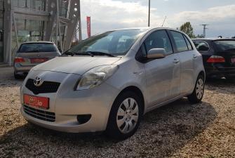 eladó Toyota-Yaris-1.3-Terra-ICE-90e-KM!!! használtautó