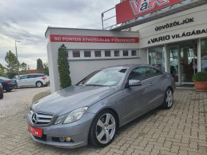 eladó Mercedes-E-250-BlueEfficiency-Elegance-Coupe használtautó