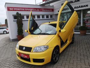eladó Fiat-Punto-1.4-16V-ABARTH-Design- használtautó