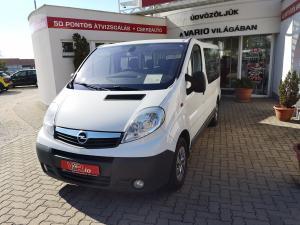 eladó Opel-Vivaro-2.0-CDTi-8személyes- használtautó