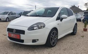 eladó Fiat-Punto-Sport-1.3-JTD használtautó