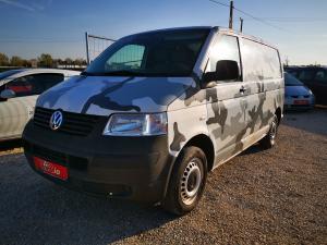 eladó Volkswagen-Transporter-T5-1.9-TDi-Comfortline-3-személyes használtautó