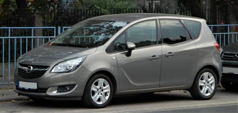 eladó Opel-Meriva-1.4-Selection használtautó