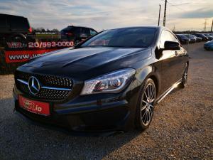 eladó Mercedes-CLA-200-AMG-packet használtautó