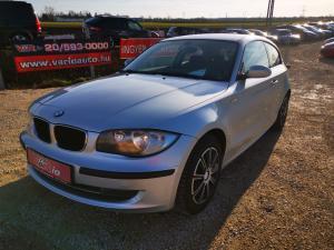 eladó BMW-116i-Start-Stop- használtautó