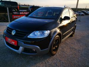 eladó Volkswagen-Golf-Plus-1.4-FSi-Trendline-DSG használtautó
