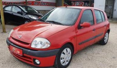 eladó Renault-Clio használtautó