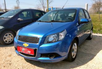 eladó Chevrolet-Aveo-1.2-LS használtautó