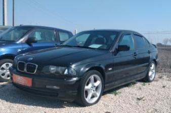 eladó BMW-320D használtautó