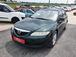 eladó Mazda-6 használtautó