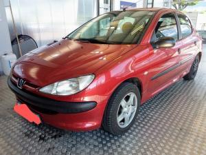 eladó Peugeot-206-1.4-Comfort használtautó