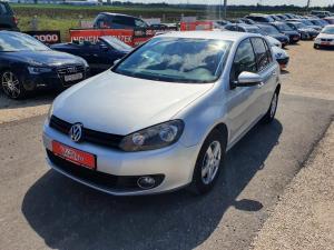 eladó Volkswagen-Golf-VI-1.4-Trendline használtautó
